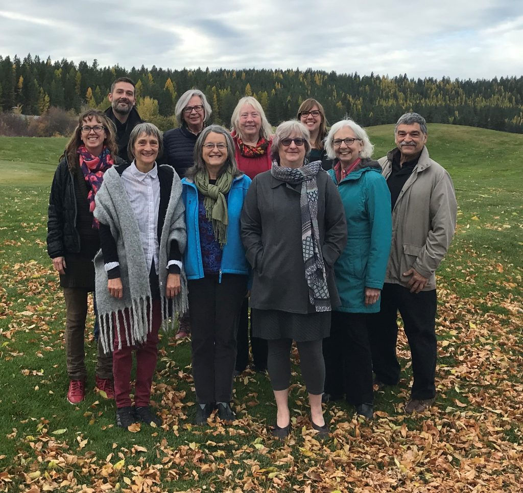 2018 CKCA Steering Committee & Michelle D'Entremont, Columbia Basin Trust Manager, Grants & Programs